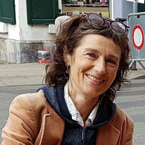 Fabienne Desfleches, costume designer